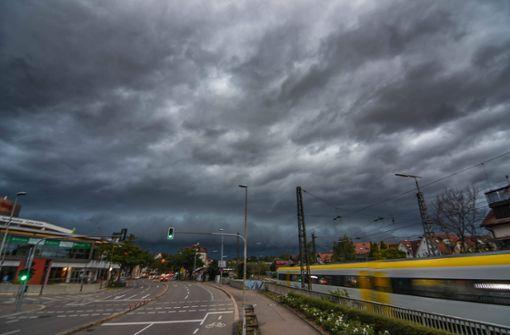 So wütete das Unwetter im Kreis Esslingen