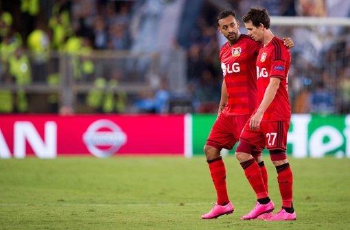 Leverkusen verliert 0:1 bei Lazio Rom