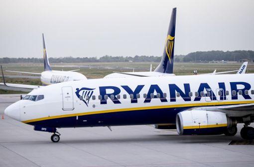Gewerkschaft UFO droht mit weiteren Streiks bei Ryanair