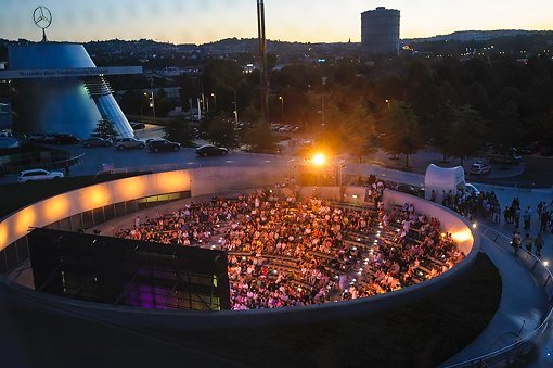 Frankfurt Open Air Kino