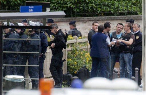 Französische Polizei beendet Geiselnahme