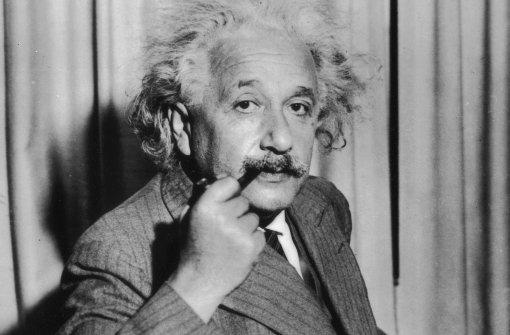 Einsteins zweiter Geniestreich