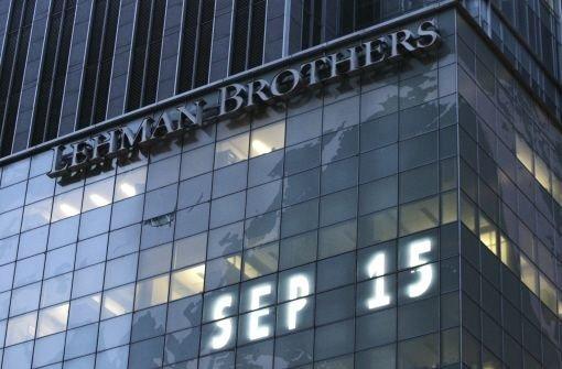 Die Banken schalten auf stur