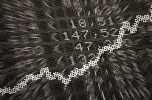 Das Ausmaß des  Aufschwungs  überrascht