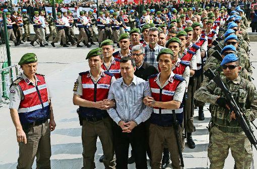 Türkisches Militär leidet unter Entlassungen