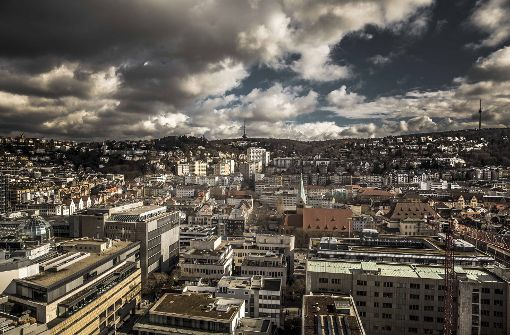 Warum Stuttgart die stressfreieste Stadt der Welt sein soll, erschließt sich einem nicht auf den ersten Blick. Foto: Lichtgut/Leif Piechowski