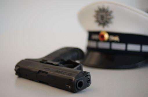 Drogen und Waffe sichergestellt