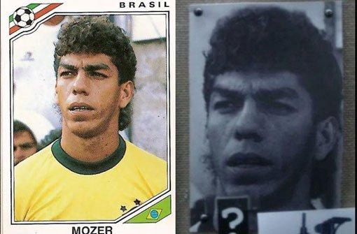 Ex-Fußball-Star als gesuchter Verbrecher