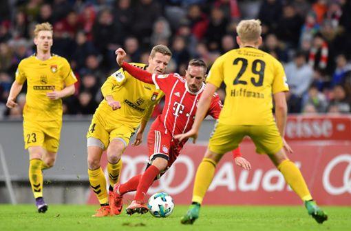 """So schlug sich der """"Dorfklub"""" beim FC Bayern München"""