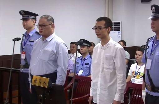 Angeklagter aus Taiwan bekennt sich schuldig