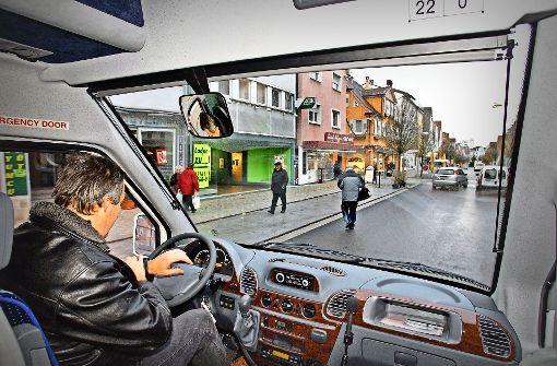 Stadträte fordern Citybus für Bartenbach