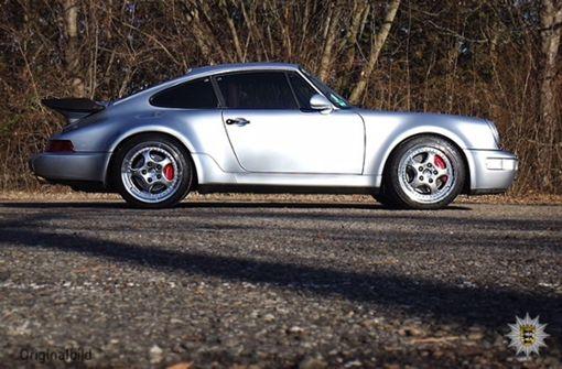 Zwei Porsche aus Tiefgarage gestohlen
