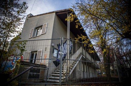 Mehrere städtische Häuser in der Lübecker Straße stehen derzeit leer, weil sie bald abgerissen werden sollen. Foto: Lichtgut/Max Kovalenko