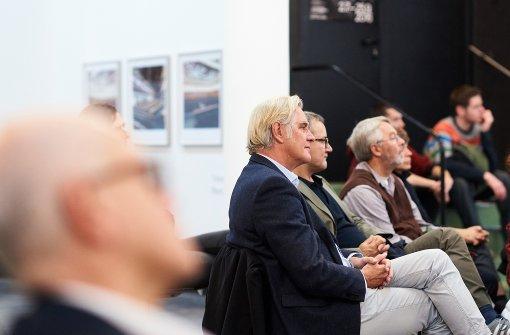Unter den Gästen: Markus Merz, Geschäftsführer der Merz-Holding Foto: Steffen Schmid