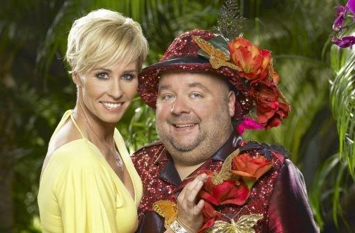 Die sechste Staffel des RTL-Dschungelcamp, damals noch mit dem inzwischen verstorbenen Dirk Bach, hat Chancen auf den Grimme-Preis. Foto: RTL