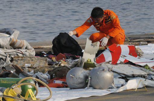 Leichenteile nach Absturz von Flugzeug gefunden