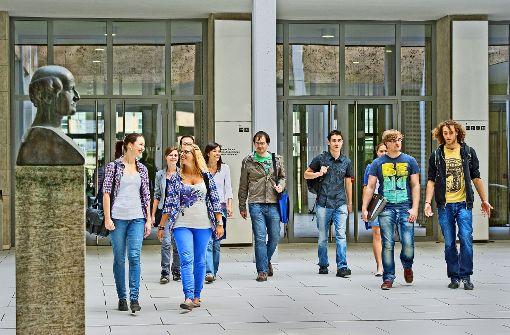 Heilbronner Hochschule wird weißblau