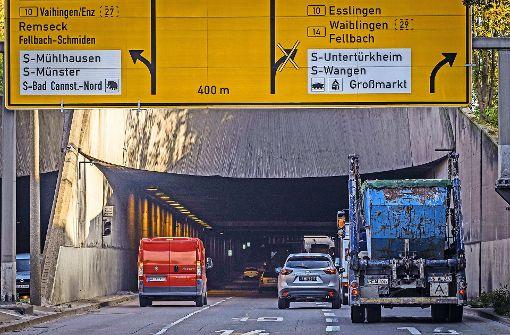 Region Stuttgart will große Straßenbauprojekte