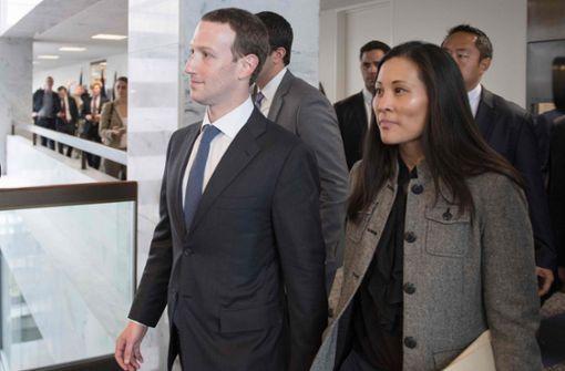Zuckerberg übernimmt die Verantwortung