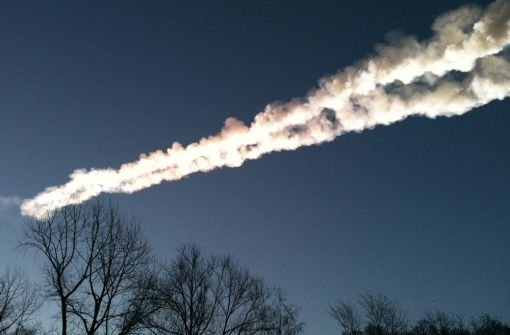 Viele Menschen sind bei einem Meteoriteneinschlag im russischen Tscheljabinsk verletzt worden. Foto: dpa
