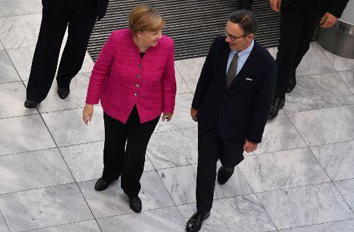 Deutschlands Autoindustrie fordert große Koalition