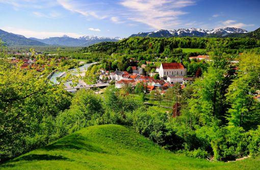 Urlaub zwischen Metropole und Alpen  Foto: Referat für Stadtmarketing, Tourismus- und Wirtschaftsförderung Bad Tölz