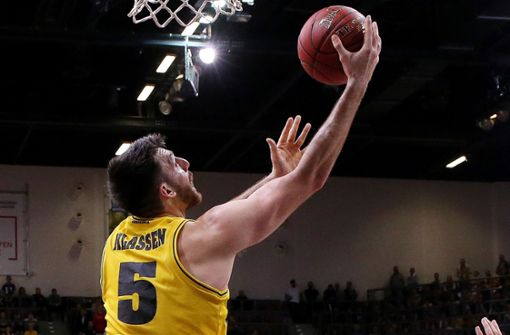 Ludwigsburger Basketballer verlieren erneut
