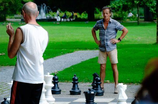 Königskriege im Schlossgarten