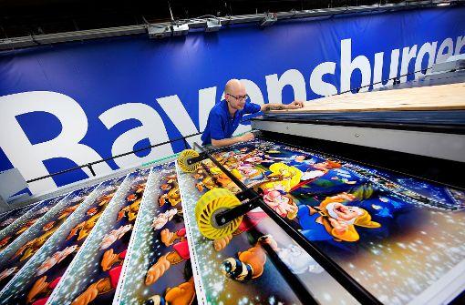 Ravensburger schlägt Expansionskurs ein