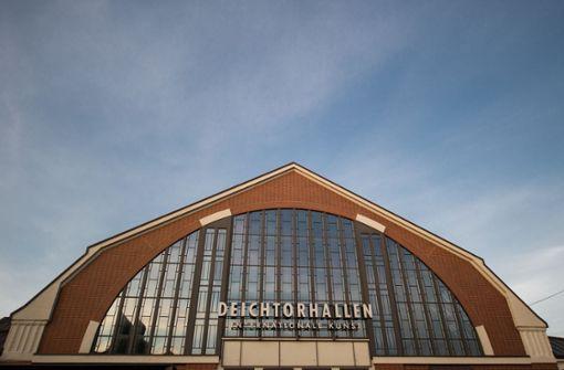 bPlatz 20/b Die Deichtorhallen in Hamburg zählen zu den großen Ausstellungshäusern für zeitgenössische Kunst und Fotografie in Europa. Foto: dpa