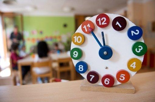 Im Südwesten  zahlen Eltern für den Kindergartenbesuch Foto: dpa