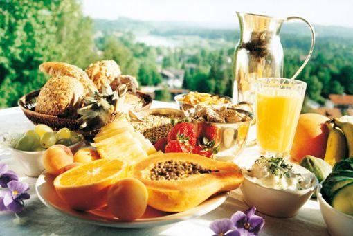 Schlank und leicht - gesunde Ernährung wird im Vitalkurort Bad Tölz großgeschrieben  Foto: Referat für Stadtmarketing, Tourismus- und Wirtschaftsförderung Bad Tölz