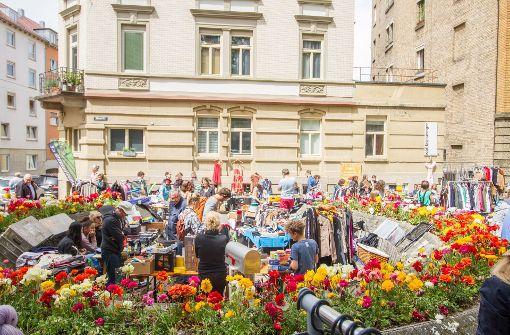 Ein Flohmarkt fürs Quartier