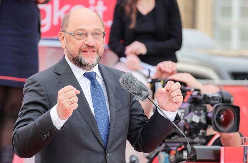 Martin Schulz benennt unverhandelbare Vorhaben