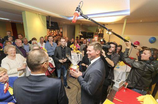 FDP jubelt über Hochburg Region Stuttgart
