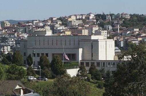 Türkei drängt USA zu einem Ende der Visablockade