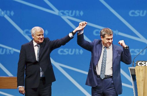 """Die CSU will in """"neue Ära"""" eintreten"""