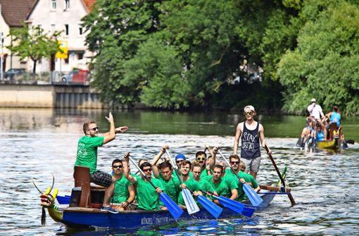 Die Drachenreiter vom Neckar