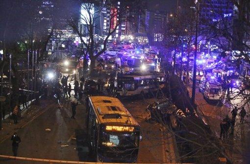 Tote und zahlreiche Verletzte nach Explosion