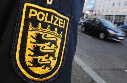 Die Polizei in Fellbach hat es am Donnerstag mit einem aggressiven 19-Jährigen zu tun. Foto: dpa/Symbolbild