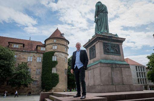 Axel Preuß übernimmt Schauspielbühnen
