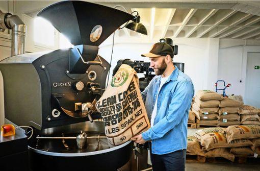 Zu Besuch bei Stuttgarts Kaffee-Verstehern