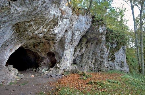 Eine der Fundstätten, die jetzt zur Aufnahme auf die  Welterbeliste angemeldet wurde: Der Hohlensteinstadel im Lonetal. Foto: