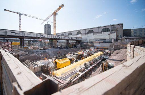 Land und Stadt Stuttgart wollen Bund in die Pflicht nehmen