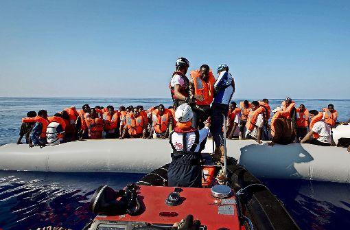 Pariser Migrationsgipfel soll Zusammenarbeit mit Afrika stärken