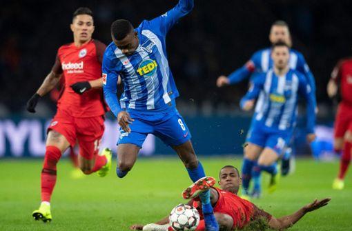 Berliner plagen Verletzungssorgen vor Spiel in Stuttgart