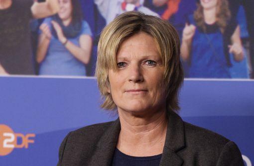 Fußball-Kommentatorin Claudia Neumann wird von einigen Fußball-Fans scharf kritisiert. Foto: dpa