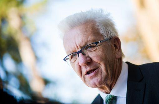 Ministerpräsident gratuliert Grünen in Bayern