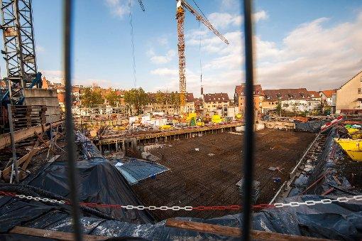 Botnangs Neue Mitte im November
