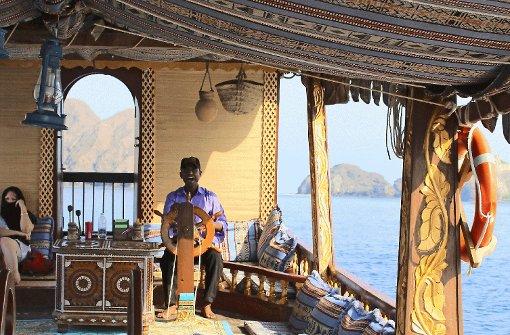 Orientalische Seereise